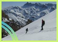 Skiing/Hiliskiing
